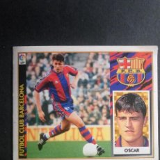 Cromos de Fútbol: OSCAR BARCELONA ESTE 97 98. Lote 115344611