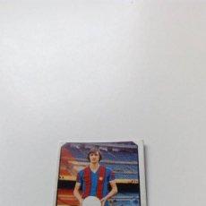 Cromos de Fútbol: EDICIONES ESTE 77 78 1977 1978 CRUYFF FUTBOL CLUB BARCELONA SIN PEGAR NUNCA PEGADO LIGA ALBUM. Lote 157136889