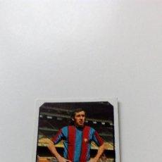 Cromos de Fútbol: EDICIONES ESTE 77 78 1977 1978 ASENSI FUTBOL CLUB BARCELONA SIN PEGAR NUNCA PEGADO LIGA ALBUM. Lote 157136920