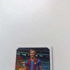 Cromos de Fútbol: EDICIONES ESTE 77 78 1977 1978 NEESKENS FUTBOL CLUB BARCELONA SIN PEGAR NUNCA PEGADO LIGA ALBUM. Lote 157136966