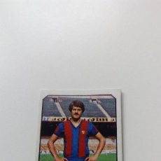 Cromos de Fútbol: EDICIONES ESTE 77 78 1977 1978 MARTINEZ FUTBOL CLUB BARCELONA SIN PEGAR NUNCA PEGADO LIGA ALBUM. Lote 157136928