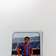 Cromos de Fútbol: EDICIONES ESTE 77 78 1977 1978 OLMO FUTBOL CLUB BARCELONA SIN PEGAR NUNCA PEGADO LIGA ALBUM. Lote 157136930