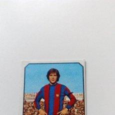Cromos de Fútbol: EDICIONES ESTE 77 78 1977 1978 MIR FUTBOL CLUB BARCELONA SIN PEGAR NUNCA PEGADO LIGA ALBUM. Lote 157136946
