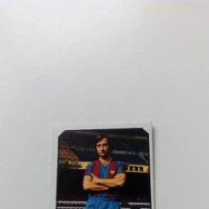 Cromos de Fútbol: EDICIONES ESTE 77 78 1977 1978 COSTAS FUTBOL CLUB BARCELONA SIN PEGAR NUNCA PEGADO LIGA ALBUM. Lote 157137014