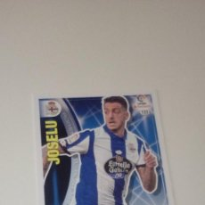 Cromos de Fútbol: C-6318 CROMO PANINI FICHA ADRENALYN XL 2016 2017 16 17 DEPORTIVO DE LA CORUÑA JOSELU. Lote 115404211