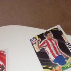 Cromos de Fútbol: C-6318 CROMO PANINI FICHA ADRENALYN XL 2011 2012 11 12 PANINI ATLETICO DE MADRID KOKE PLUS JUNIOR . Lote 115420179