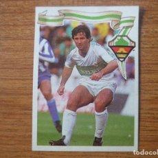 Cromos de Fútbol: CROMO ALBUM GOL MAGA 1984 1985 Nº 249 ANQUELA (ELCHE) - DESPEGADO - FUTBOL LIGA 84 85. Lote 115512319