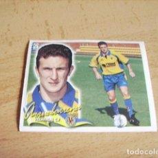 Cromos de Fútbol: ESTE 00-01 COLOCA ARRUABARRENA ( VILLARREAL ) SIN PEGAR. Lote 115553775