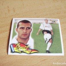 Cromos de Fútbol: ESTE 00-01 COLOCA BARAJA ( VALENCIA ) SIN PEGAR. Lote 115553891