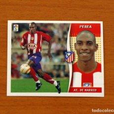 Cromos de Fútbol: ATLÉTICO MADRID - PEREA - LIGA 2006-2007, 06-07 - EDICIONES ESTE - NUNCA PEGADO. Lote 222665588