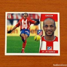 Cromos de Fútbol: ATLÉTICO MADRID - LUCCIN - LIGA 2006-2007, 06-07 - EDICIONES ESTE - NUNCA PEGADO. Lote 222665555