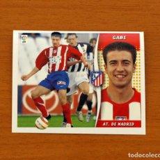 Cromos de Fútbol: ATLÉTICO MADRID - GABI - LIGA 2006-2007, 06-07 - EDICIONES ESTE - NUNCA PEGADO. Lote 222665507