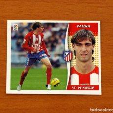 Cromos de Fútbol: ATLÉTICO MADRID - VALERA - LIGA 2006-2007, 06-07 - EDICIONES ESTE - NUNCA PEGADO. Lote 222665427