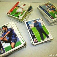 Cromos de Fútbol: LOTE 278 CROMOS LAS FICHAS DE LA LIGA 2003, MUNDICROMO. Lote 116134355