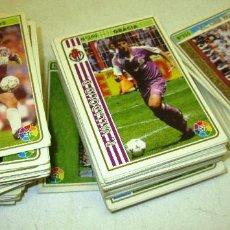 Cromos de Fútbol: LOTE 147 CROMOS LAS FICHAS DE LA LIGA 94-95, MUNDICROMO. Lote 116134831