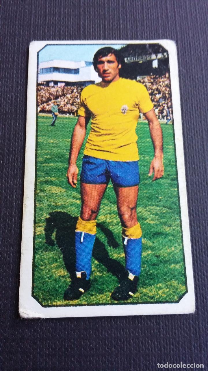 EDICIONES ESTE 77 78 1977 1978 - ORTEGA - CÁDIZ ( NUNCA PEGADO ) (Coleccionismo Deportivo - Álbumes y Cromos de Deportes - Cromos de Fútbol)