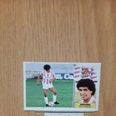 Cromos de Fútbol: ESTE 86/87 BAJA..ARAVENA REAL VALLADOLID. Lote 87420368