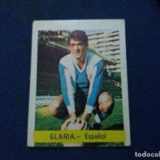 Cromos de Fútbol: LIGA 1975-76 75-76 FINI. NUNCA PEGADO GLARIA ESPAÑOL DEP. LEGAL MU CHICLE SANBER DIFICIL. Lote 106103411