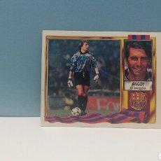 Cromos de Fútbol: CROMO SIN PEGAR ED. ESTE LIGA 95 96 COLOCA ANGOY F.C. BARCELONA. Lote 116970798