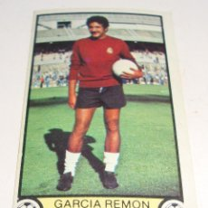 Cromos de Fútbol: (TC-121) CROMO FUTBOL LIGA 79 80 EDICIONES ESTE SIN PEGAR GARCIA REMON R. MADRID. Lote 117084527