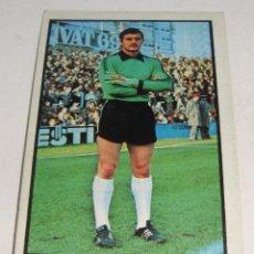 Cromos de Fútbol: (TC-121) CROMO FUTBOL LIGA 79 80 EDICIONES ESTE SIN PEGAR MANZANEDO VALENCIA C.F.. Lote 117084763