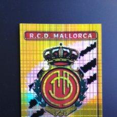 Cromos de Fútbol: FICHAS LIGA 2004-2005 MUNDICROMO- Nº 271 ESCUDO RCD MALLORCA. Lote 117109179