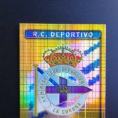 Cromos de Fútbol: FICHAS LIGA 2004-2005 MUNDICROMO- Nº 55 ESCUDO RC DEPORTIVO. Lote 117111111