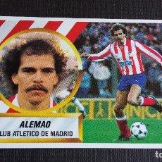 Cromos de Fútbol: ESTE 88/89 1988 1989 - 12A ALEMAO - AT. MADRID ( NUNCA PEGADO ). Lote 117323263