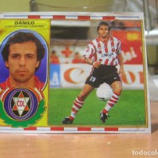 Cromos de Fútbol: EDICIONES ESTE 1996-1997 96 97 FICHAJE Nº 6 BIS DANILO (LOGROÑES) RECORTADO LEER. Lote 117551947