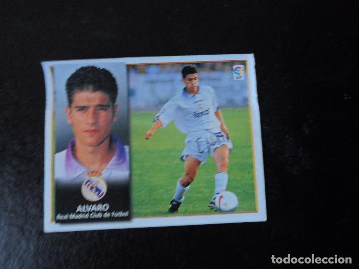 ALVARO COLOCA DEL REAL MADRID ALBUM ESTE LIGA 1998 - 1999 ( 98 - 99 ) (Coleccionismo Deportivo - Álbumes y Cromos de Deportes - Cromos de Fútbol)