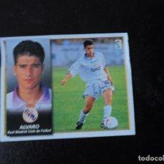Cromos de Fútbol: ALVARO COLOCA DEL REAL MADRID ALBUM ESTE LIGA 1998 - 1999 ( 98 - 99 ). Lote 117590307