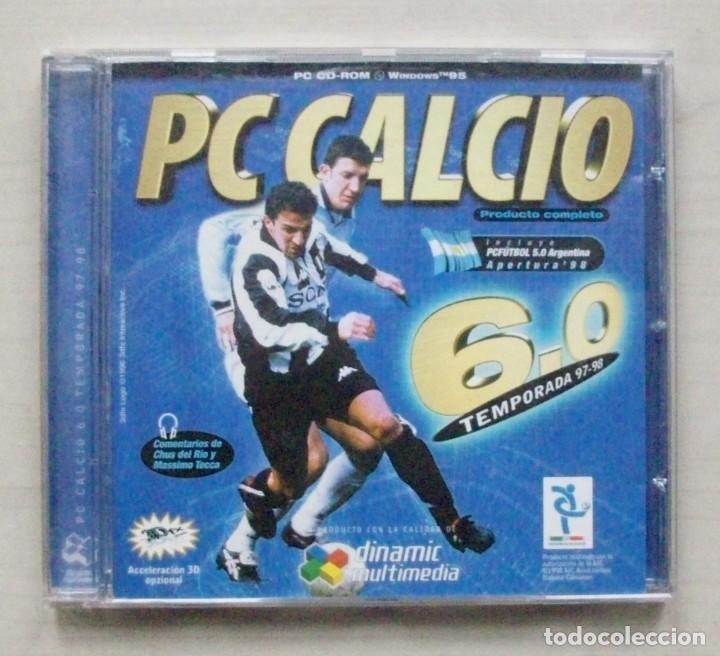 Juego Para Pc Pc 6 0 Temporada 97 98 Incluye Comprar Cromos De