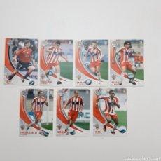 Cromos de Fútbol: LOTE 7 CROMOS MEGA CRACKS 2007/08 - (ALMERIA). Lote 117666208