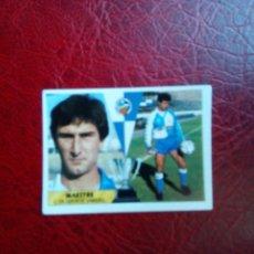 Cromos de Fútbol: MAESTRE SABADELL ED ESTE 87 88 CROMO FUTBOL LIGA 1987 1988 - SIN PEGAR - 188. Lote 117666899