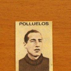 Cromos de Fútbol: REAL MADRID - Nº 89, MARZA - AZAFRÁN POLLUELOS - NOVELDA - 1943-1944, 43-44 . Lote 117750615