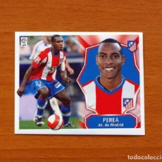 Cromos de Fútbol: ATLÉTICO MADRID - PEREA - LIGA 2008-2009, 08-09 - EDICIONES ESTE - NUNCA PEGADO. Lote 117900931