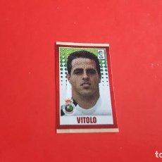 Cromos de Fútbol: VITOLO (SANTANDER) CHICLE LIGA 2005-2006 CHICLES LIGA 05-06 -. Lote 118030243