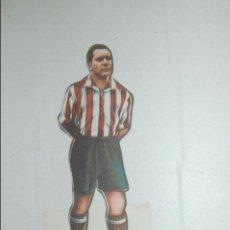 Cromos de Fútbol: CROMO TROQUELADO DE 1944 DE AS (EDITORIAL BRUGUERA) RAMOS DEL GRANADA. Lote 118072303