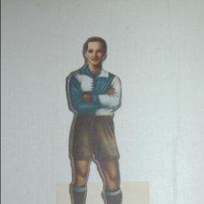 Cromos de Fútbol: CROMO TROQUELADO DE 1944 DE AS (EDITORIAL BRUGUERA) PALLAS DE C.D. SABADELL. Lote 118072379