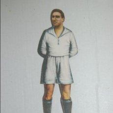 Cromos de Fútbol: CROMO TROQUELADO DE 1944 DE AS (EDITORIAL BRUGUERA) FELIX DEL SEVILLA. Lote 118073131