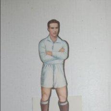 Cromos de Fútbol: CROMO TROQUELADO DE 1944 DE AS (EDITORIAL BRUGUERA) PRUDEN DEL REAL MADRID. Lote 118077199