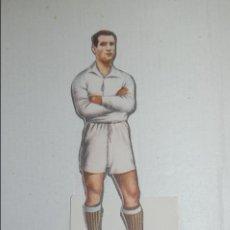 Cromos de Fútbol: CROMO TROQUELADO DE 1944 DE AS (EDITORIAL BRUGUERA) ELICES DEL REAL MADRID. Lote 118077399