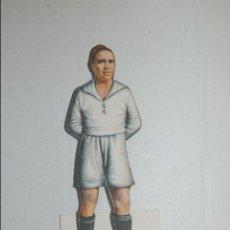 Cromos de Fútbol: CROMO TROQUELADO DE 1944 DE AS (EDITORIAL BRUGUERA) CAMPANAL DEL SEVILLA. Lote 118077459