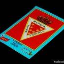 Cromos de Fútbol: ESCUDO FÚTBOL Nº 40 REAL MURCIA, LOS GRANDES EQUIPOS DE EUROPA, CRECS CROPAN, ORIGINAL AÑOS 70. Lote 118109975
