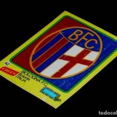 Cromos de Fútbol: ESCUDO FÚTBOL Nº 42 BOLOGNA F.C, LOS GRANDES EQUIPOS DE EUROPA, CRECS CROPAN, ORIGINAL AÑOS 70. Lote 118110223