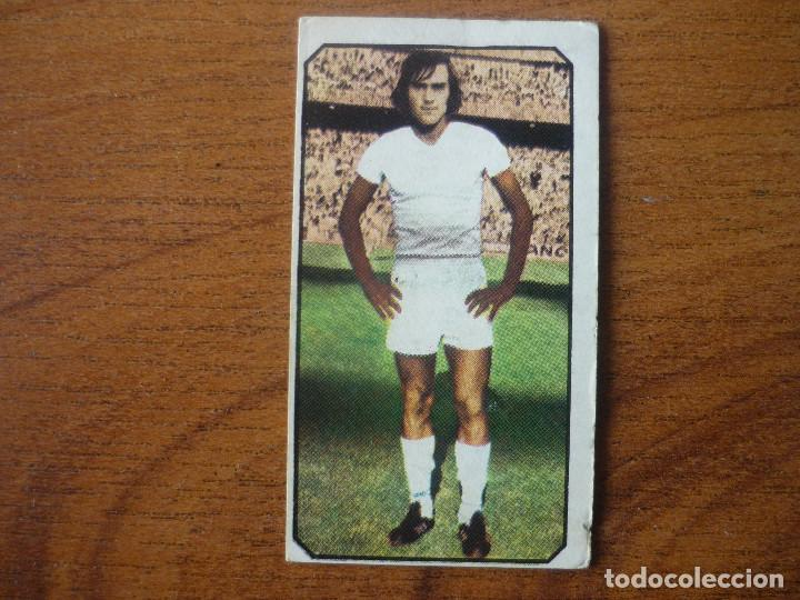 CROMO LIGA ESTE 77 78 ULTIMO FICHAJE Nº 14 STIELIKE (REAL MADRID) - NUNCA PEGADO - 1977 1978 (Coleccionismo Deportivo - Álbumes y Cromos de Deportes - Cromos de Fútbol)
