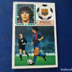 Cromos de Fútbol: 83/84 ESTE. BARCELONA MARADONA . Lote 118398583