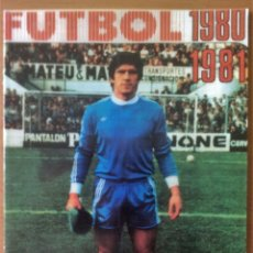 Cromos de Fútbol: 100 CROMOS DIFERENTES DE EDITORIAL FHER DISGRA 1980 1981, TAMBIEN SE VENDEN SUELTOS LEER INTERIOR.. Lote 118543715