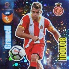 Cromos de Fútbol: 380 GRANELL IDOLOS ADRENALYN 17/18. Lote 118640579