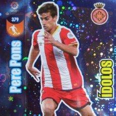 Cromos de Fútbol: 379 PERE PONS IDOLO ADRENALYN 17/18. Lote 118640723